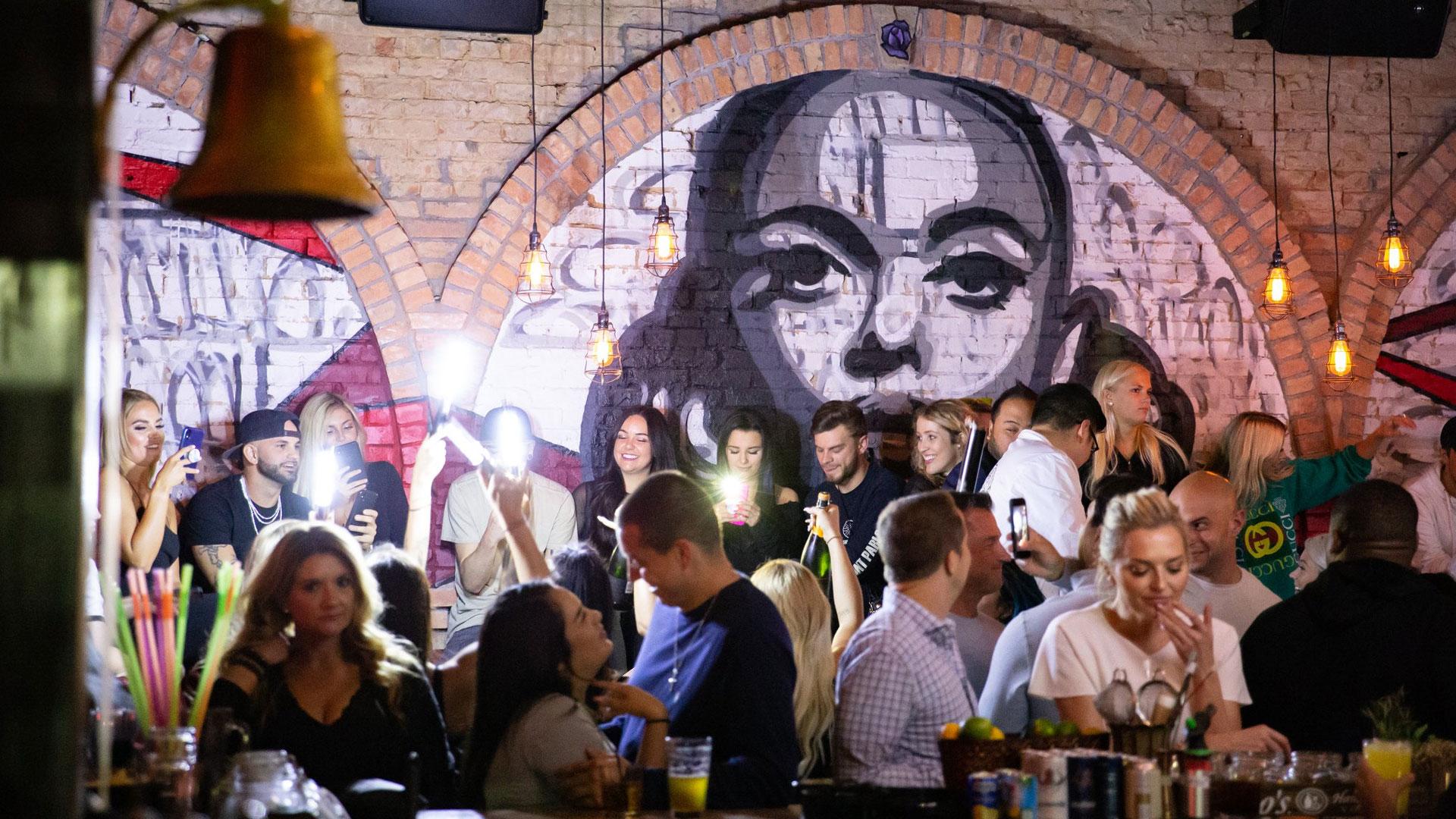 Dallas bachelorette party bars